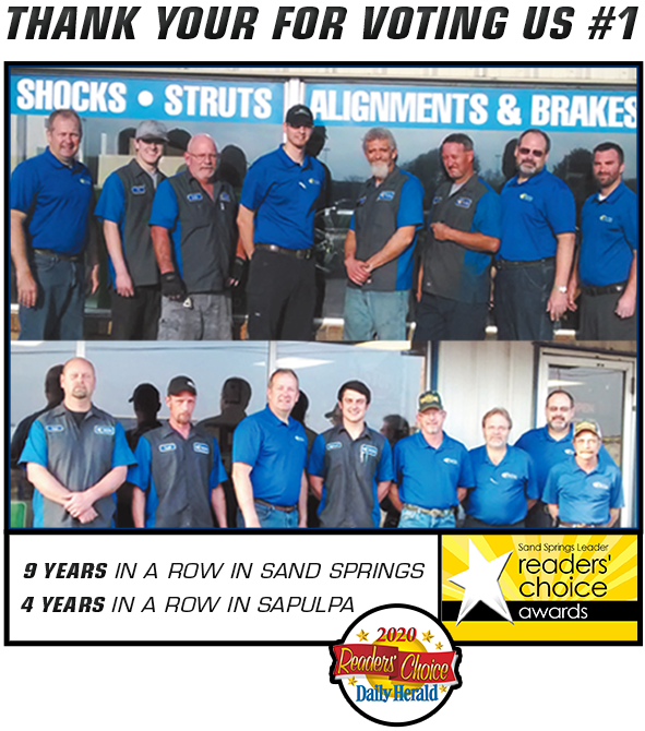 Discount Tire Tulsa >> Sand Springs OK Tires & Repair | Cecil & Sons Discount Tires